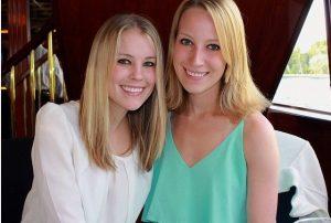 bliźniaczki nie do odróżnienia