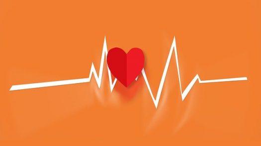 ilustracja rytmu serca