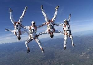 skoczkowie spadochronowi