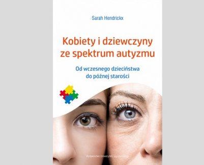 Kobiety i dziewczyny ze spektrum autyzmu, okładka