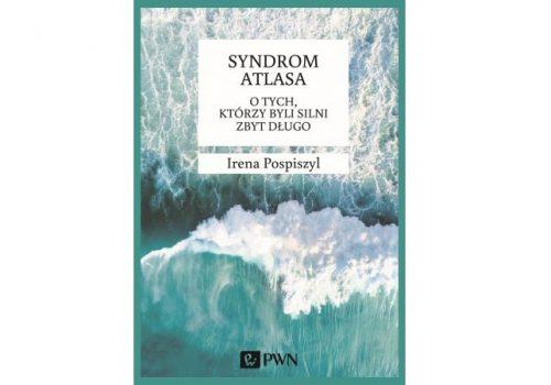syndrom atlasa okładka