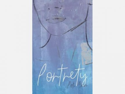 portrety poli ann, okładka